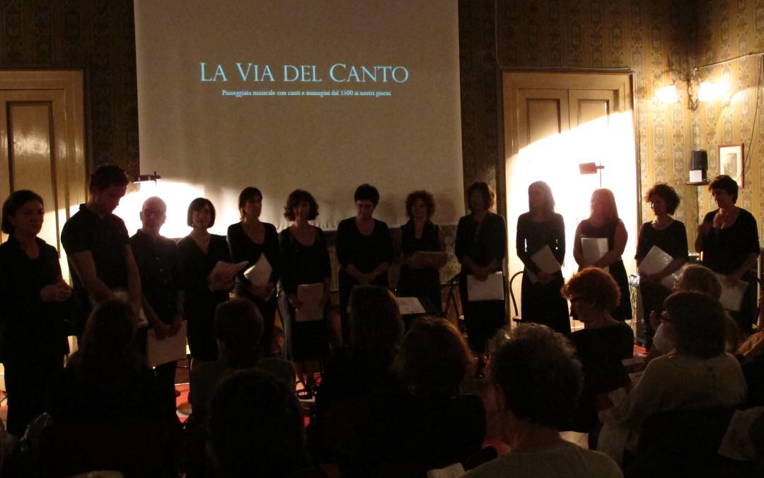 il coro Viadelcanto in tournée in Puglia