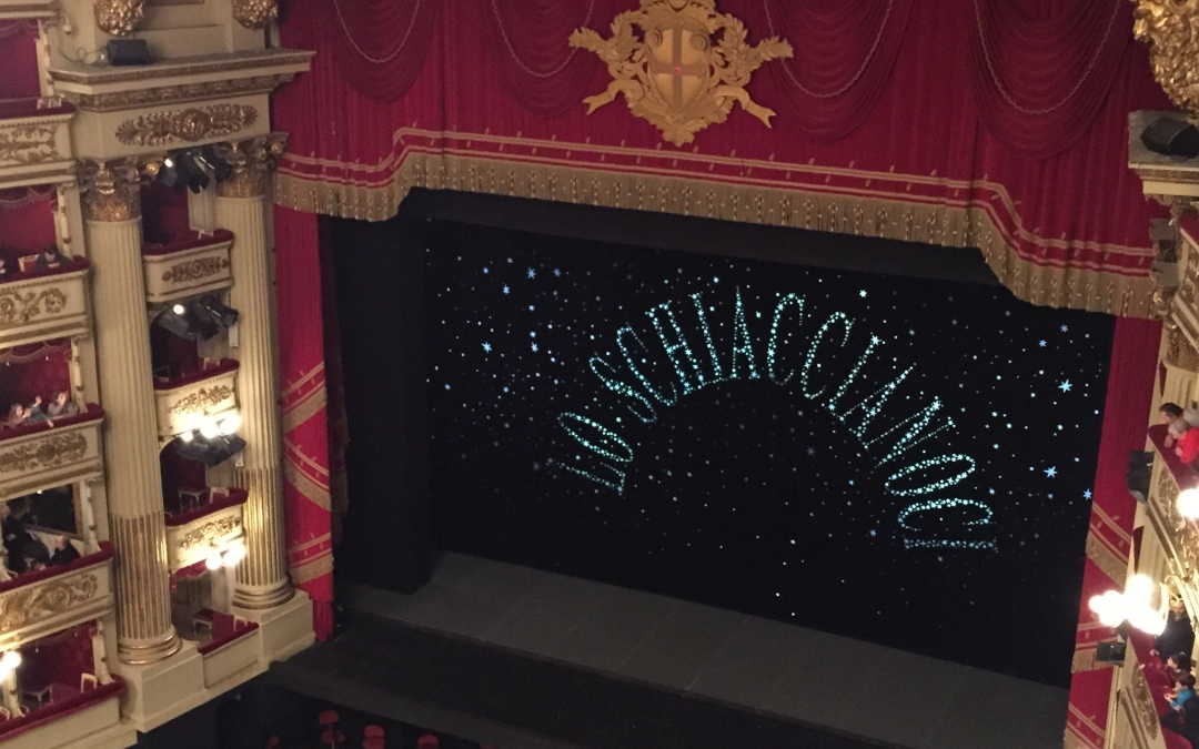 Schiaccianoci alla Scala